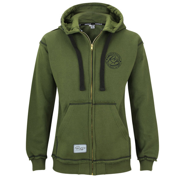 "Kapuzenjacke ""Ever Green"""